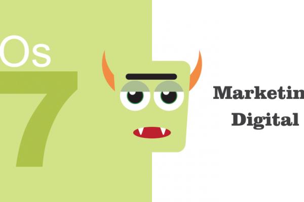 Os 7 motivos para investir em marketing digital