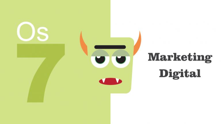 7 motivos para investir em marketing digital